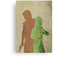"The Last Of Us -""Survive"" Canvas Print"