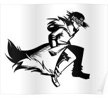 The Monster of Ikebukuro Poster