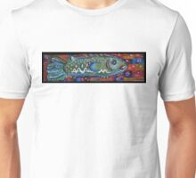 Cajun Fish Blues Unisex T-Shirt