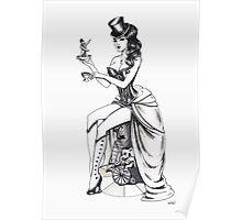 Burlesque circus Poster