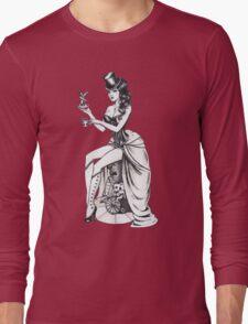 Burlesque circus Long Sleeve T-Shirt