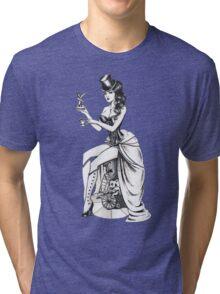 Burlesque circus Tri-blend T-Shirt