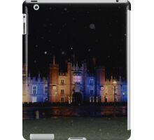Night time at Hampton Court iPad Case/Skin