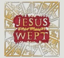 Jesus Wept - Lament Configuration by IsonimusXXIII