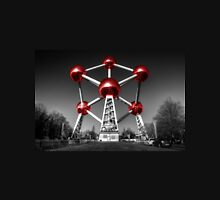 Red Atomium part deux Unisex T-Shirt
