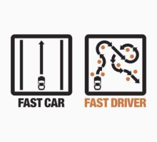 Fast Car - Fast Driver (1) by PlanDesigner
