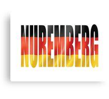 Nuremberg. Canvas Print