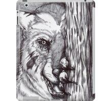 Lycan - The Wait iPad Case/Skin