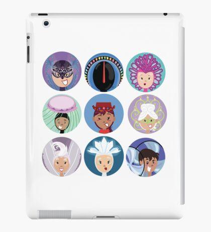 Paint the Night  iPad Case/Skin