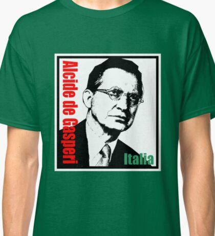 Alcide De Gasperi Classic T-Shirt