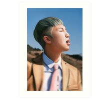 Namjoon Young Forever Art Print