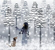 Winter - Card by franzi