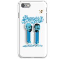 Blue Sky Pez! iPhone Case/Skin