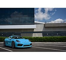 Perfect Place Perfect GT4 Photographic Print