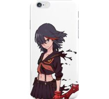Kill La Kill / Ryuko Matoi iPhone Case/Skin