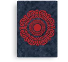 Legend of Korra - Red Lotus Canvas Print