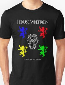 House Voltron - Game of Thrones Mashup Unisex T-Shirt
