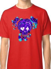 Harley Quinn House of Cards (Suicide Squad) Classic T-Shirt