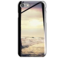 """Oceanside - Late Afternoon""  iPhone Case/Skin"