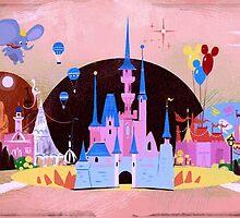 The Magic Kingdom by UnderArt
