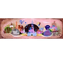 The Magic Kingdom Photographic Print