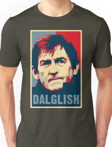 Kenny Dalglish - Hope Poster Unisex T-Shirt