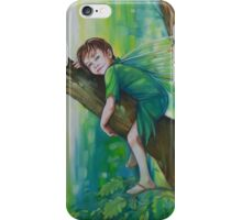 Oak Tree Fairy iPhone Case/Skin