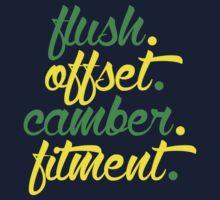 flush offset camber fitment (2) by PlanDesigner