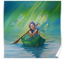 Fairy Afloat! Poster