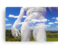 All About Italy. Tuscany Landscape 2 Canvas Print