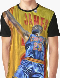 King James! Graphic T-Shirt