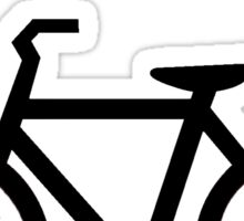 Bike DC - Flag Wheels Sticker