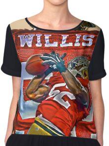 Willis! Chiffon Top