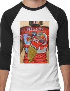 Willis! Men's Baseball ¾ T-Shirt