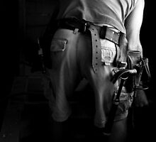 working man by Clare Colins