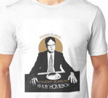 Dwight Schrute, The Office USA.   Unisex T-Shirt