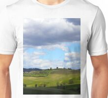 All About Italy. Tuscany Landscape 1 Unisex T-Shirt