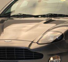 Aston Martin 4 Sticker