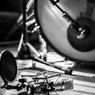Recording Drums by Pixelglo Photography