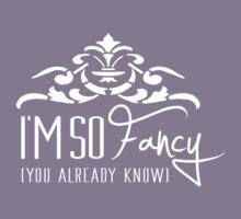 I'm So Fancy - You Already Know - Iggy Azalea Fancy Parody - Rap Kids Clothes