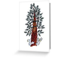 That tickles! Greeting Card