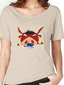 Pumbaa! Women's Relaxed Fit T-Shirt