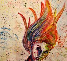 Fireworks by Angillustration