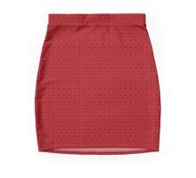 Red Jackel #5 Mini Skirt