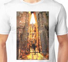 Buddha Sunrise Sri Chum Temple Unisex T-Shirt