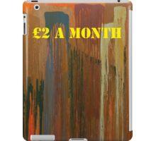 Message ...  £2 A MONTH iPad Case/Skin