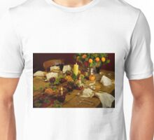 Festive Table Unisex T-Shirt