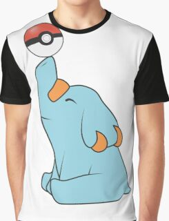 Phanpy Graphic T-Shirt