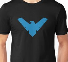 Nightwing Logo   DC Comics Unisex T-Shirt
