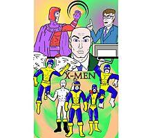 X-Men 1960s Photographic Print